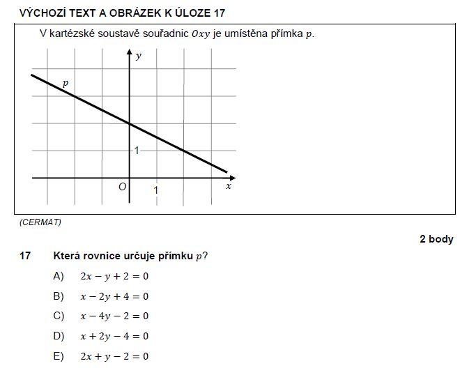 matematika-test-2011-jaro-zadani-priklad-17