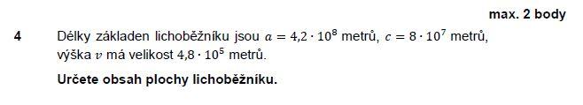 matematika-test-2011-jaro-zadani-priklad-4