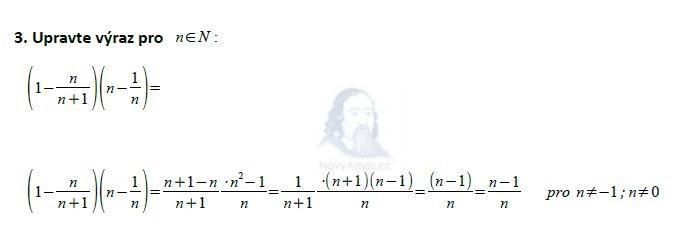 matematika-test-2011-podzim-reseni-priklad-3
