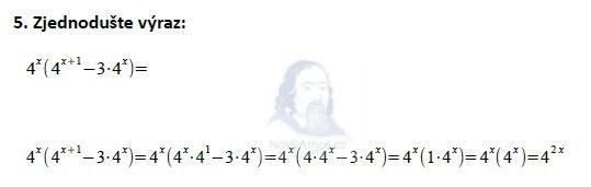 matematika-test-2011-podzim-reseni-priklad-5