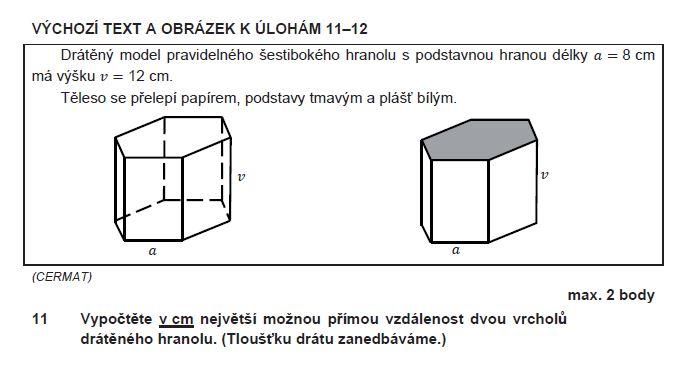 matematika-test-2012-podzim-zadani-priklad-11,12