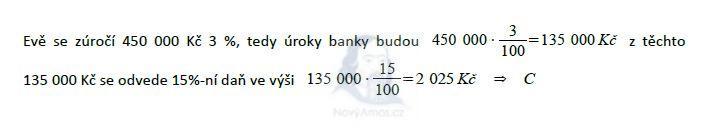 matematika-test-2011-jaro-reseni-priklad-23