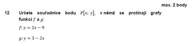 matematika-test-2011-jaro-zadani-priklad-12